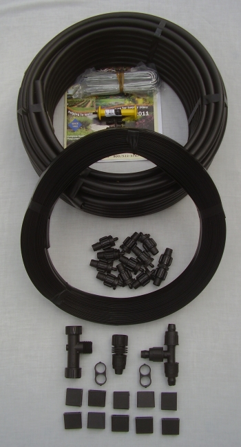 The Row Crop, Drip irrigation Kit